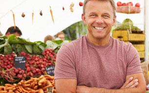 farmers' markets are open
