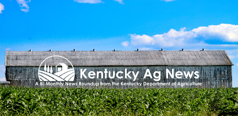 Welcome to Kentucky Agricultural News