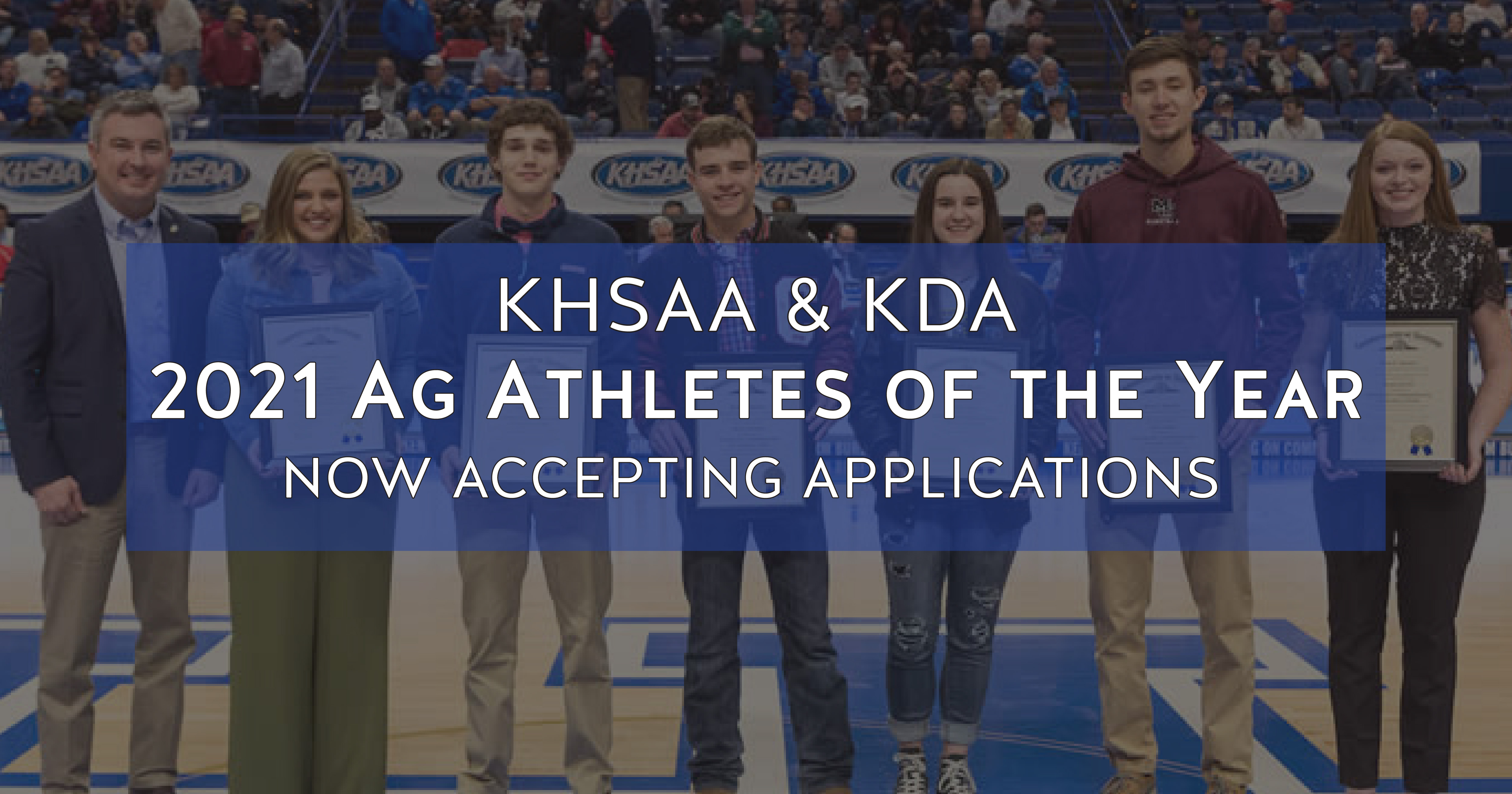 2021 Kentucky Ag Athletes of the Year