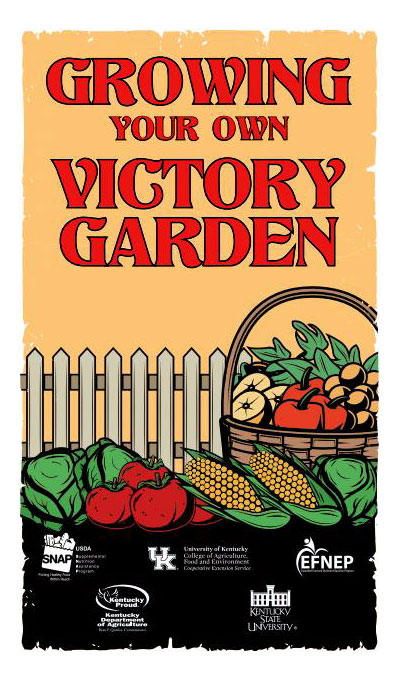 Quarles, University of Kentucky Encourage Kentuckians To Grow Victory Gardens