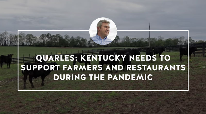 support farmers and restaurants during pandemic
