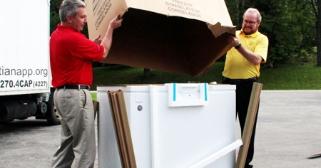 KDA Secures Grant To Purchase 56 Freezers And Refrigerators For Kentucky Food Pantries