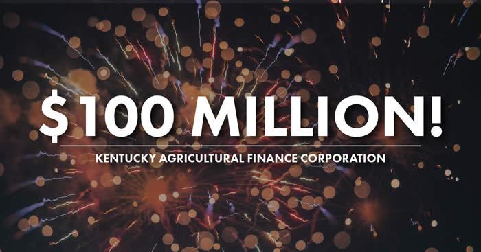 KAFC celebrates milestone of $100 million in assets