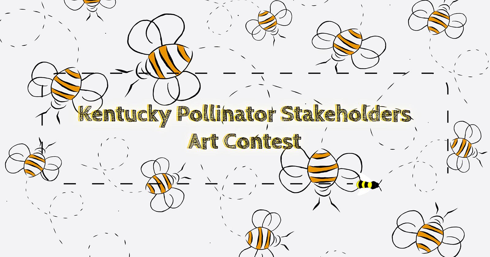 art contest increases pollinator awareness