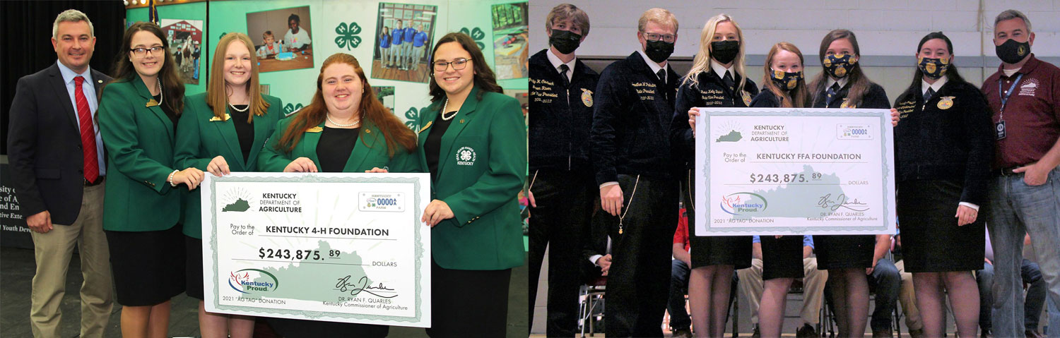 Highest ever 'Ag tag' donations