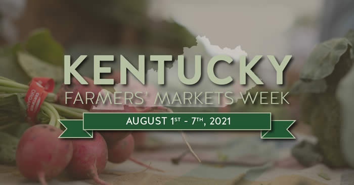 Commissioner Quarles celebrates Kentucky Farmers' Markets Week