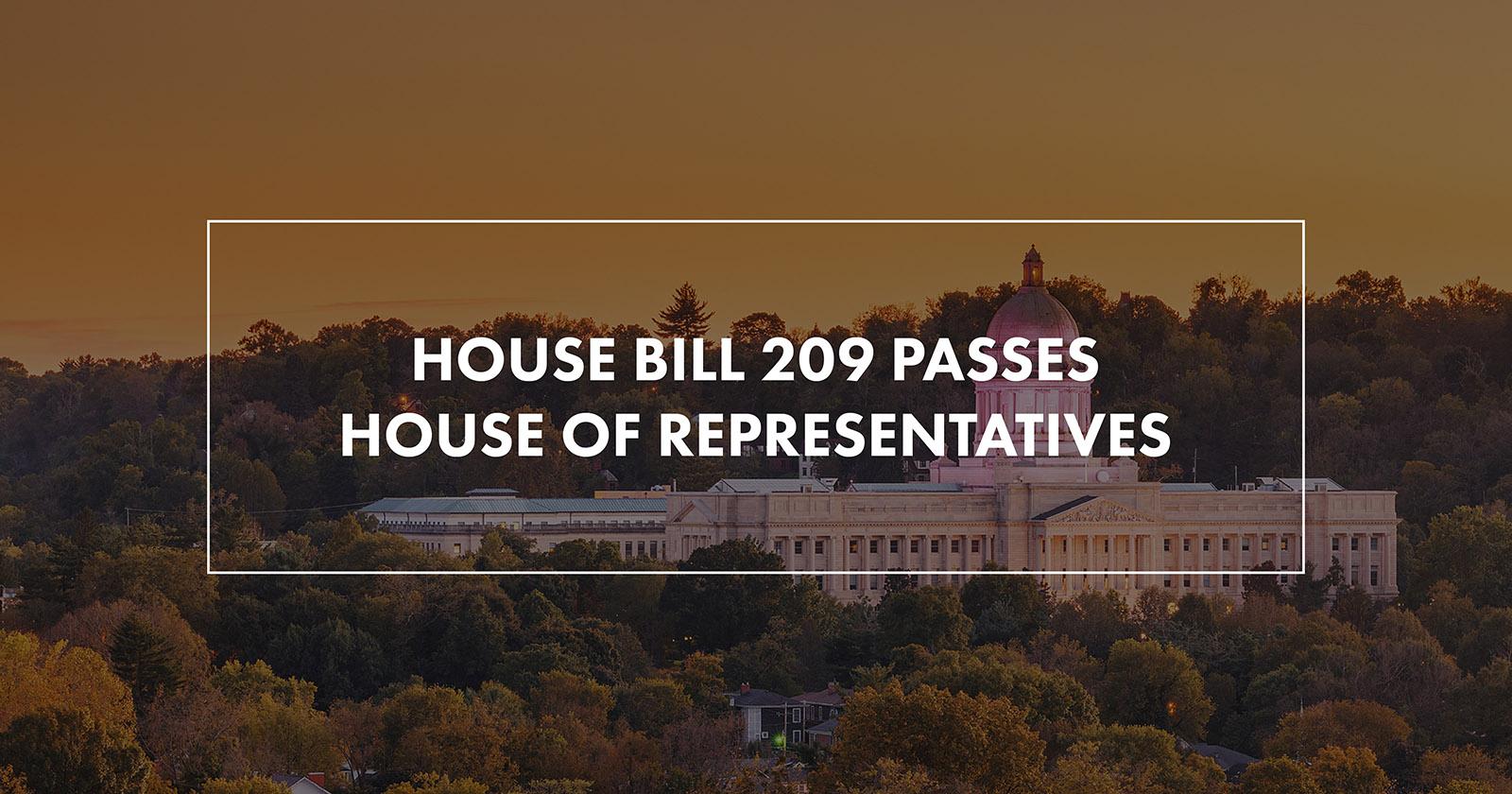 House Bill 209