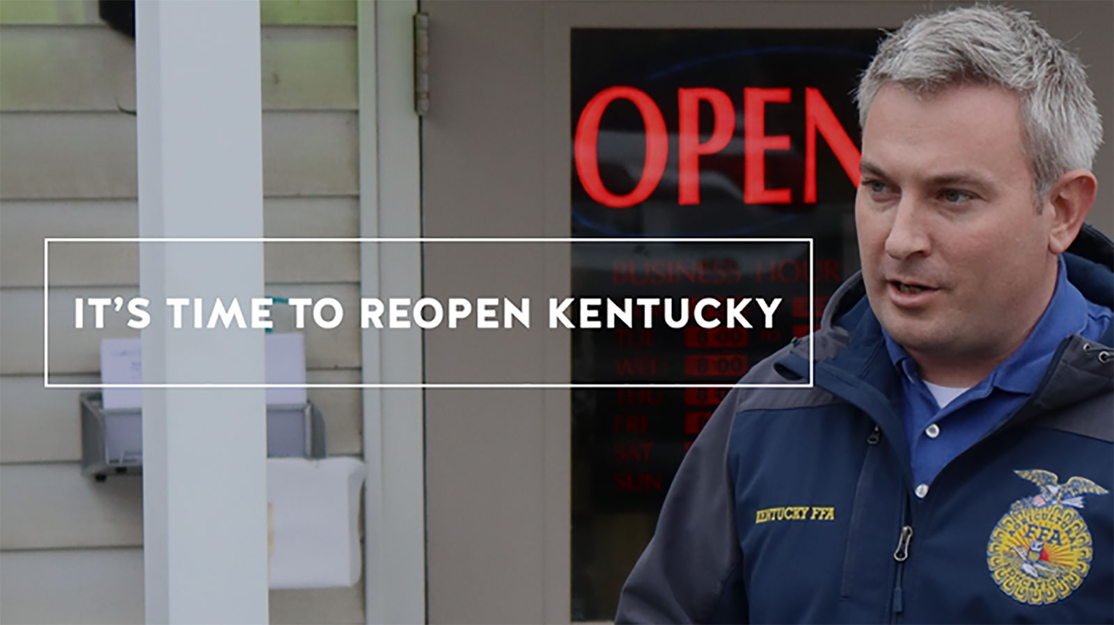 Opinion: It's time to reopen Kentucky