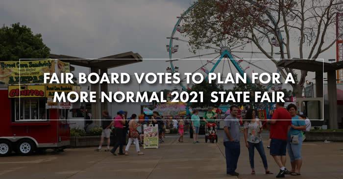 Kentucky State Fair board votes on 2021 fair dates