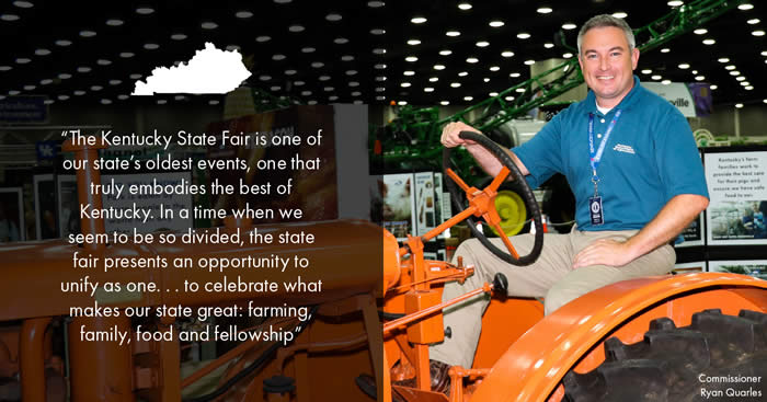 Join Kentucky at the State Fair